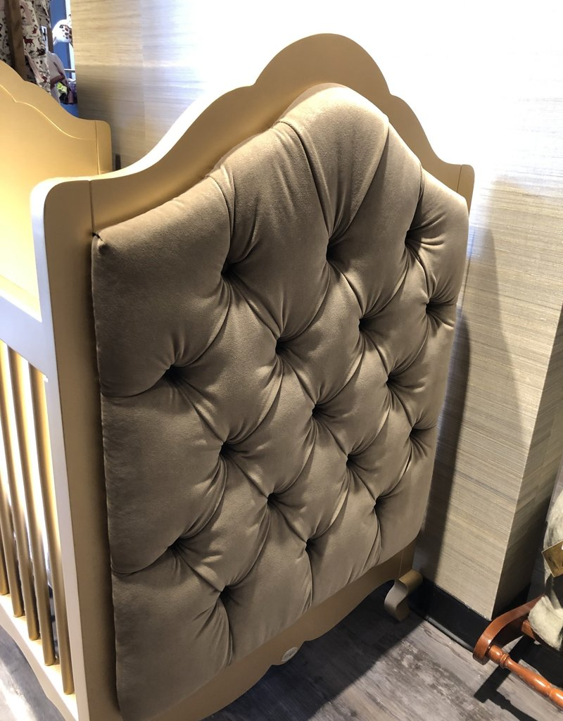 Hilary Crib with Tufted Panels  - Premium Finish