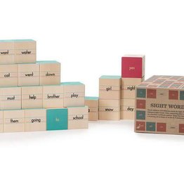 UNCLE GOOSE Sight Words Block Set