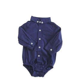 BABY Cotton Oxford Long Sleeve Shirt