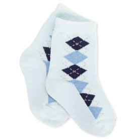 BABY Diamond Pattern Socks