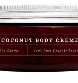 Coconut Body Creme - 8 OZ