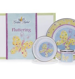 GOLDEN RABBIT Gift Set - Fluttering