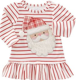 MUD PIE Santa Flounce Dress