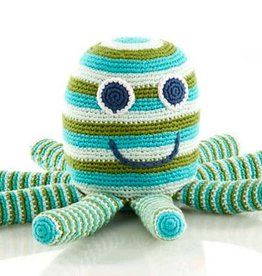 PEBBLE CHILD Large Octopus