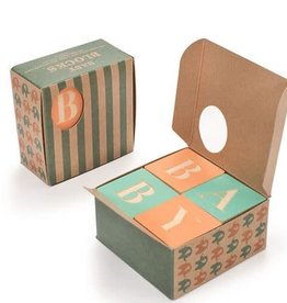 UNCLE GOOSE Baby Decorative Block Set