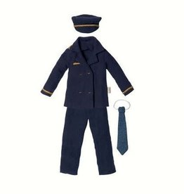 MAILEG Ginger Dad Size 1 Pilot Suit
