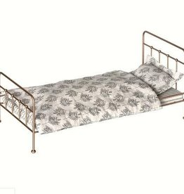 MAILEG Gold Vintage Bed (Medium)