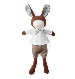 HAZEL VILLAGE Lucas Rabbit in Liberty Bow Tie Outfit