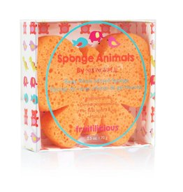 Butterfly Body Wash Infused Sponge