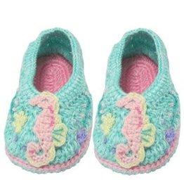 ALBETTA Crochet Seahorse Booties