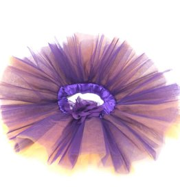 BABY Tutu - Purple and Orange