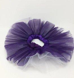 BABY Tutu - Purple and White