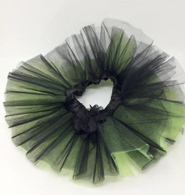 BABY Tutu - Black and Green