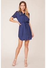 BB Dakota - Dot It Right Shirt Dress