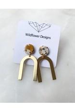 wildflower designs - Tegan Earrings