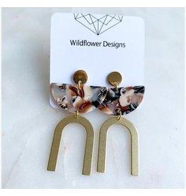 wildflower designs - Shay Earring