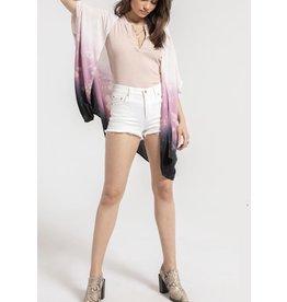 White Crow - Zamara Kimono