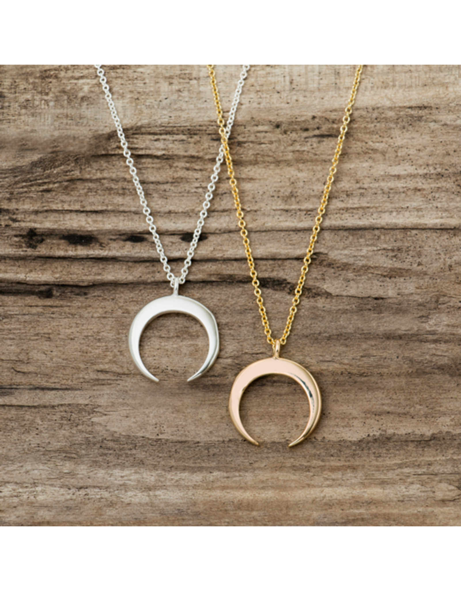 Glee - Crescent Moon Necklace