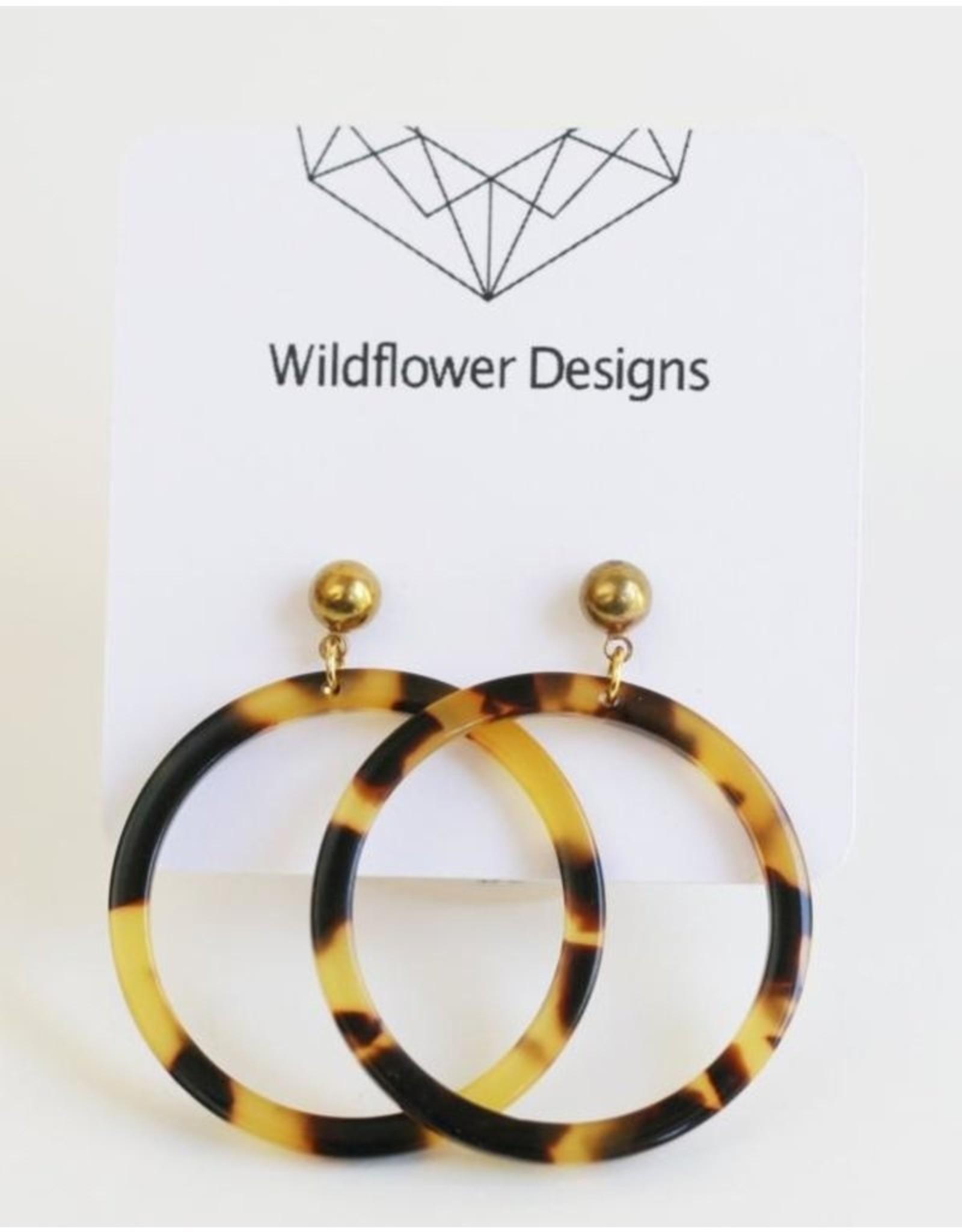 wildflower designs - Margot Earrings