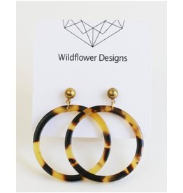 wildflower designs - Margot Earrings
