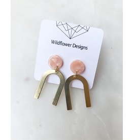 wildflower designs - Tegan Earrings