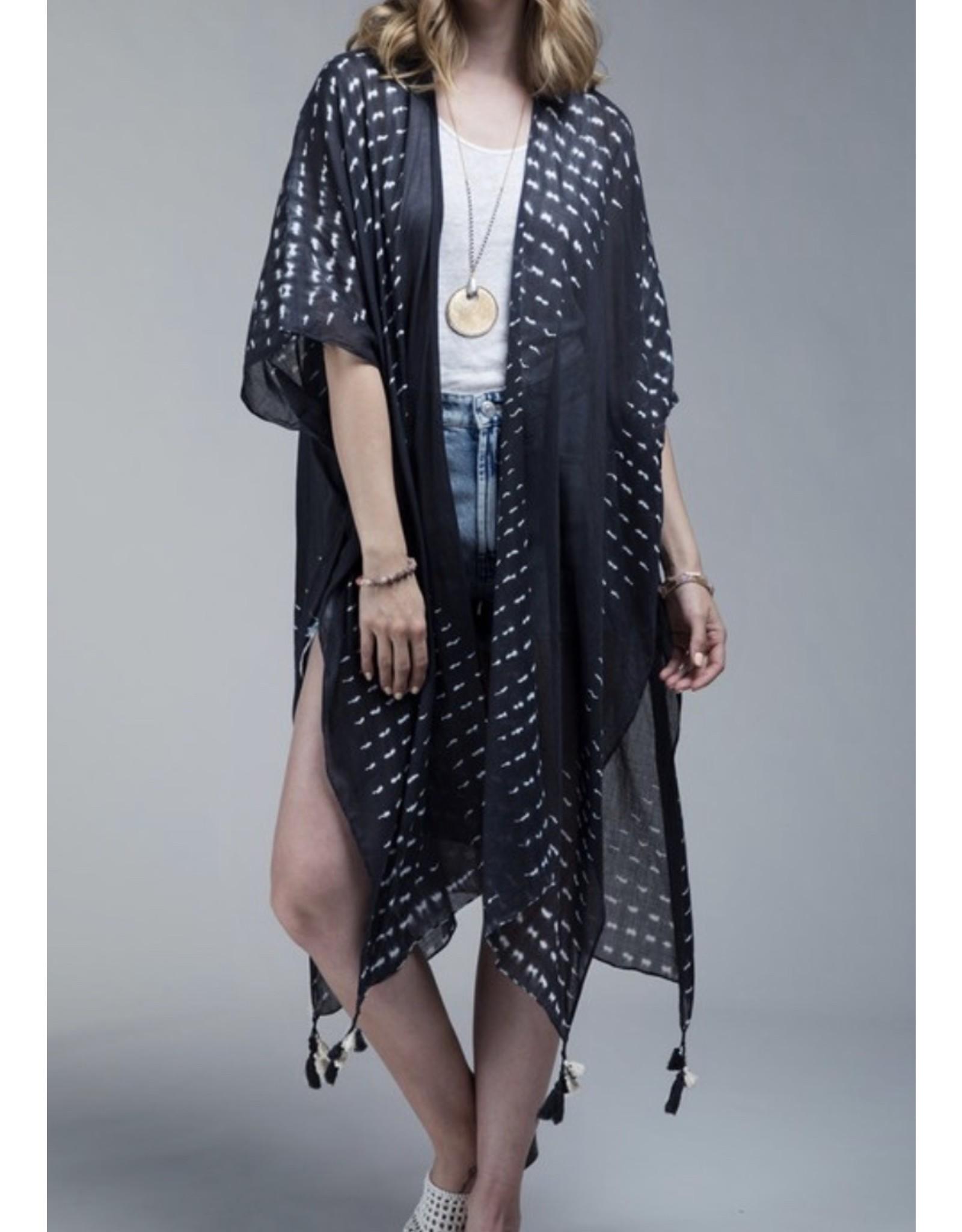 Ruggine - Tie Dye Kimono