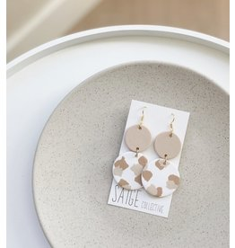 Saige Collective - On the Prowl Earring