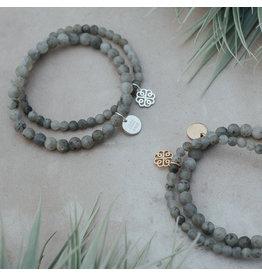 Glee - Stackem Up Bracelets - Labradorite