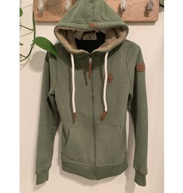 Wanakome - Myra Sherpa Fleece Lined Hood Zip Up