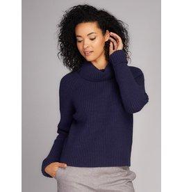 C'est Moi - Cowl Neck Sweater