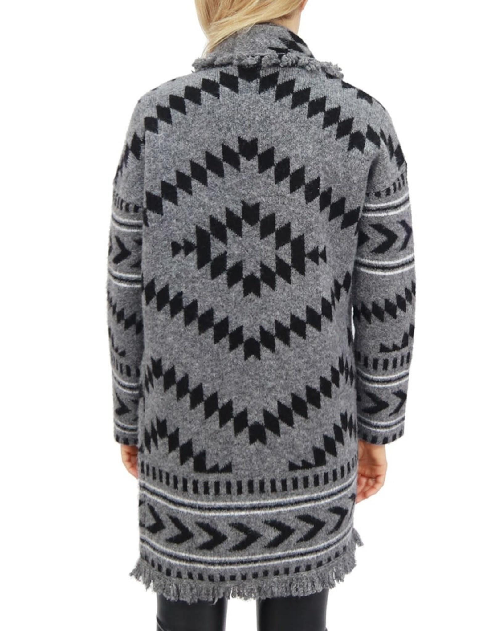 RD Style - Aztec Coatigan