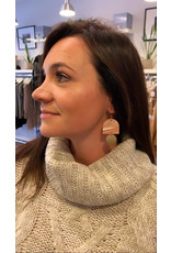 Saige Collective - Autumn Haze Earrings