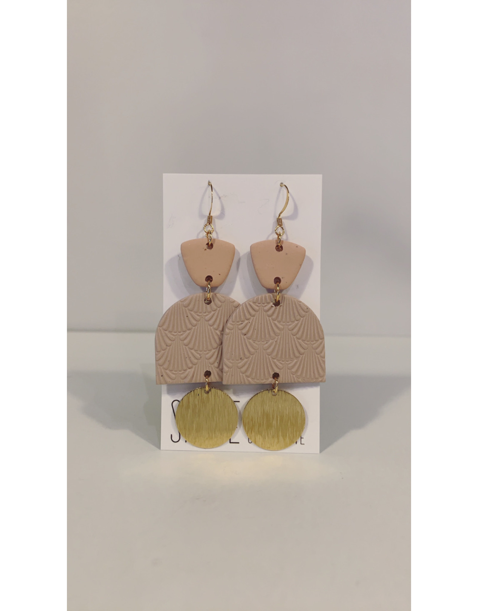Saige Collective - Bella Earrings