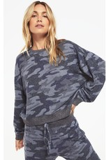 Z Supply - Nao Camo Marled Top