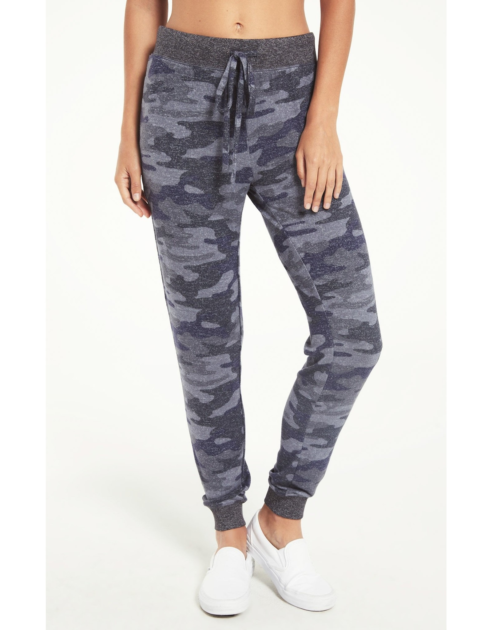 Z Supply - Mina Camo Marled Jogger