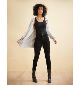 Yoga Jeans - Rachel Skinny - Black