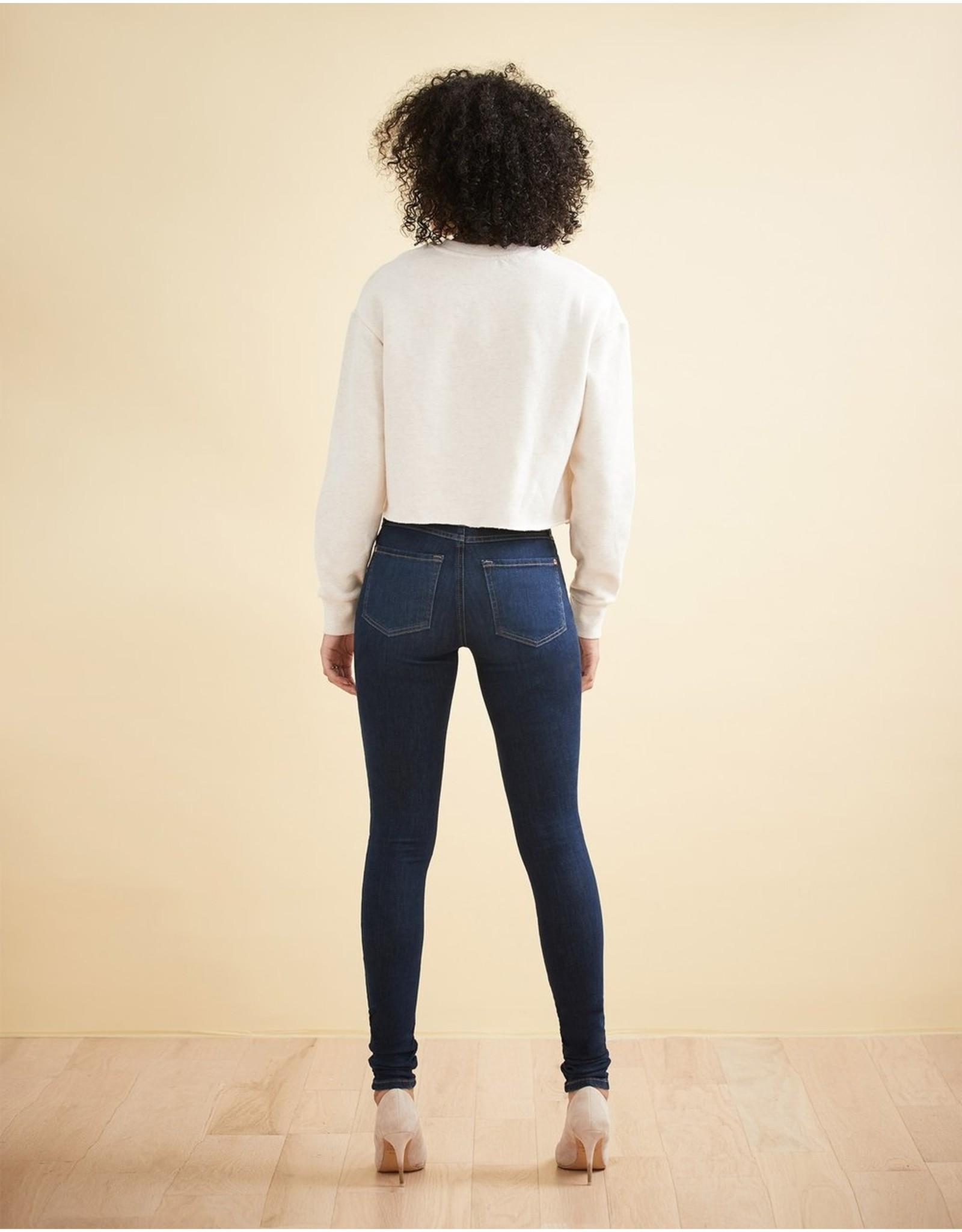 Yoga Jeans - Rachel Skinny - Dark Indie