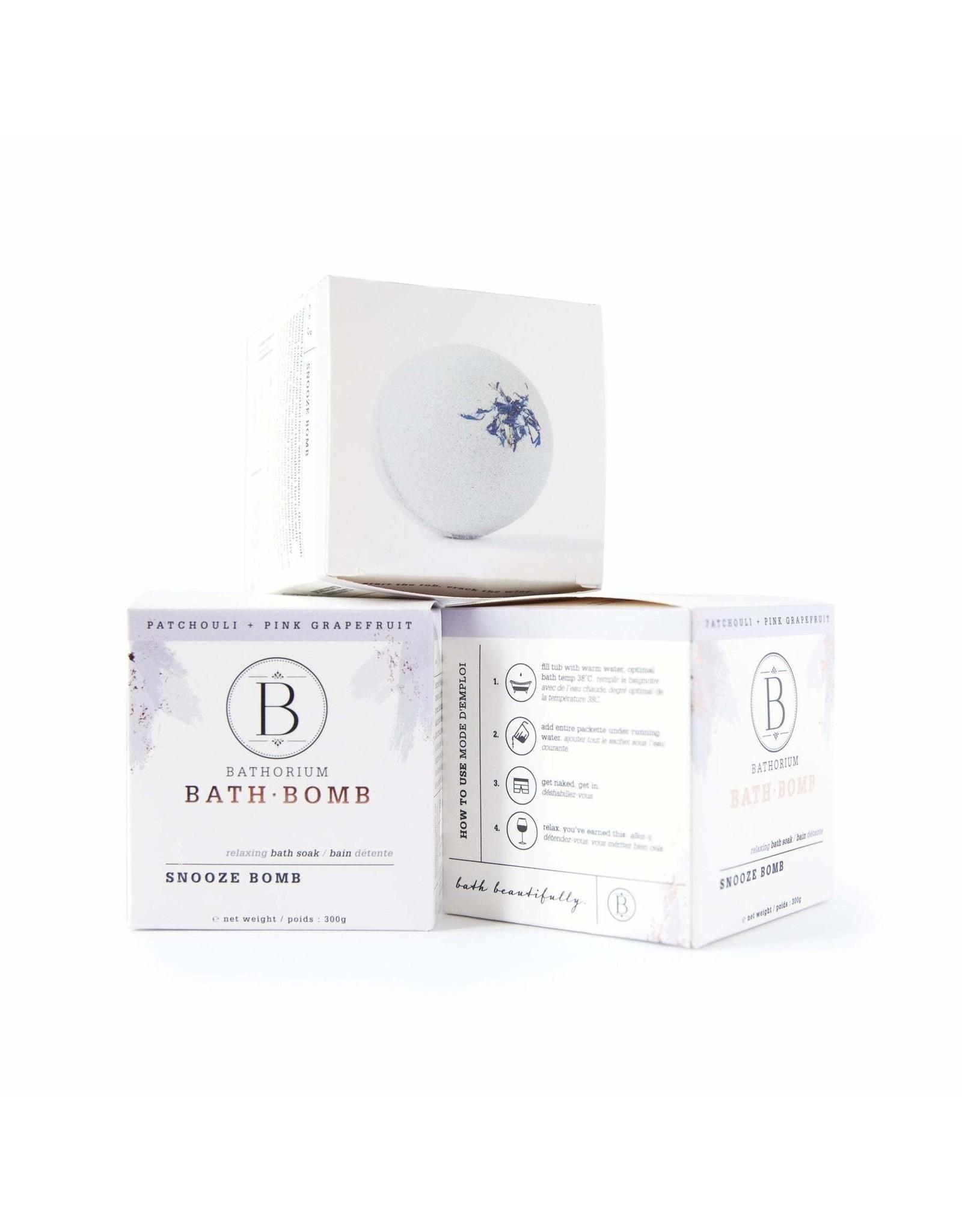Bathorium - Snooze Bomb