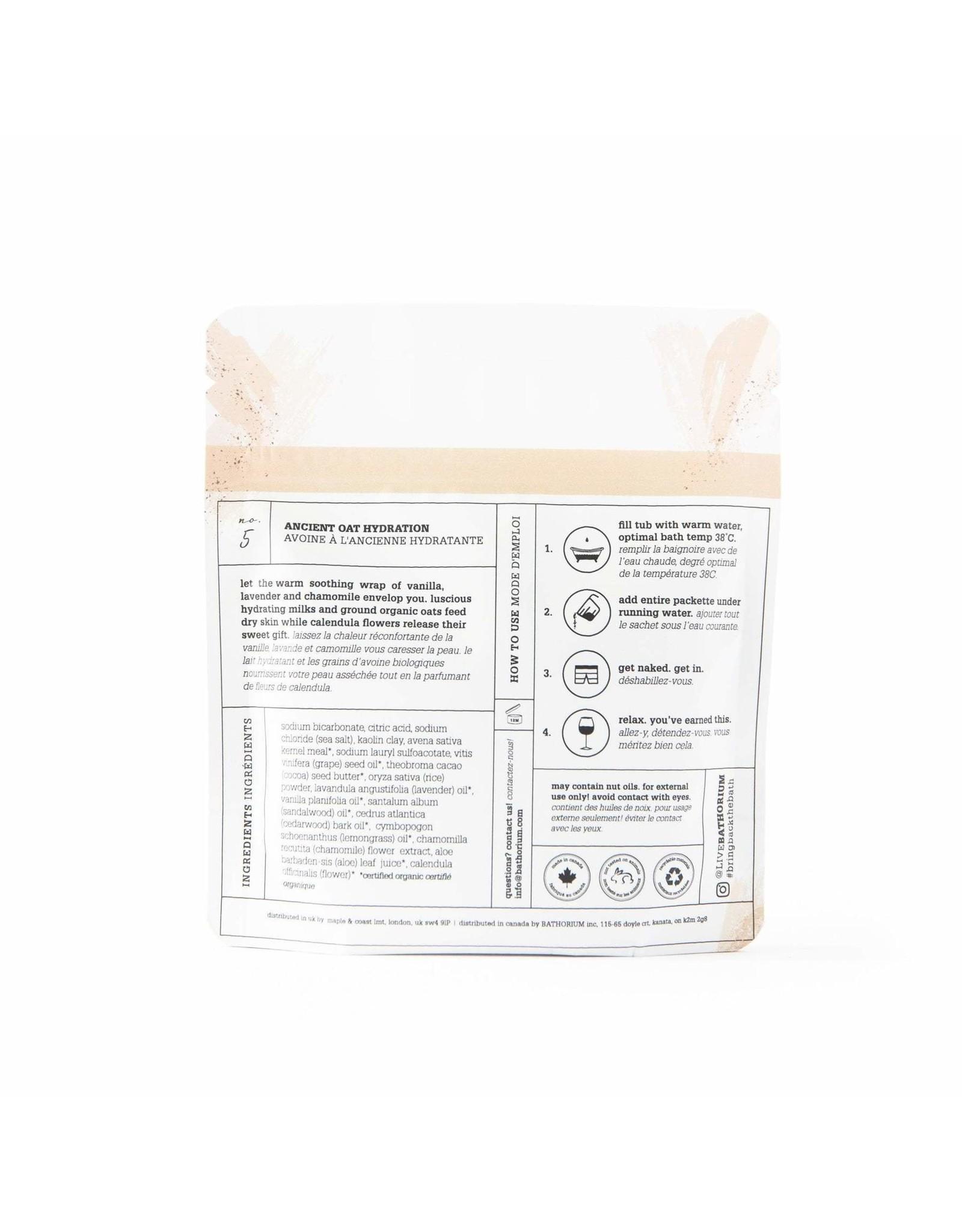 Bathorium - Ancient Oat Hydration Crush