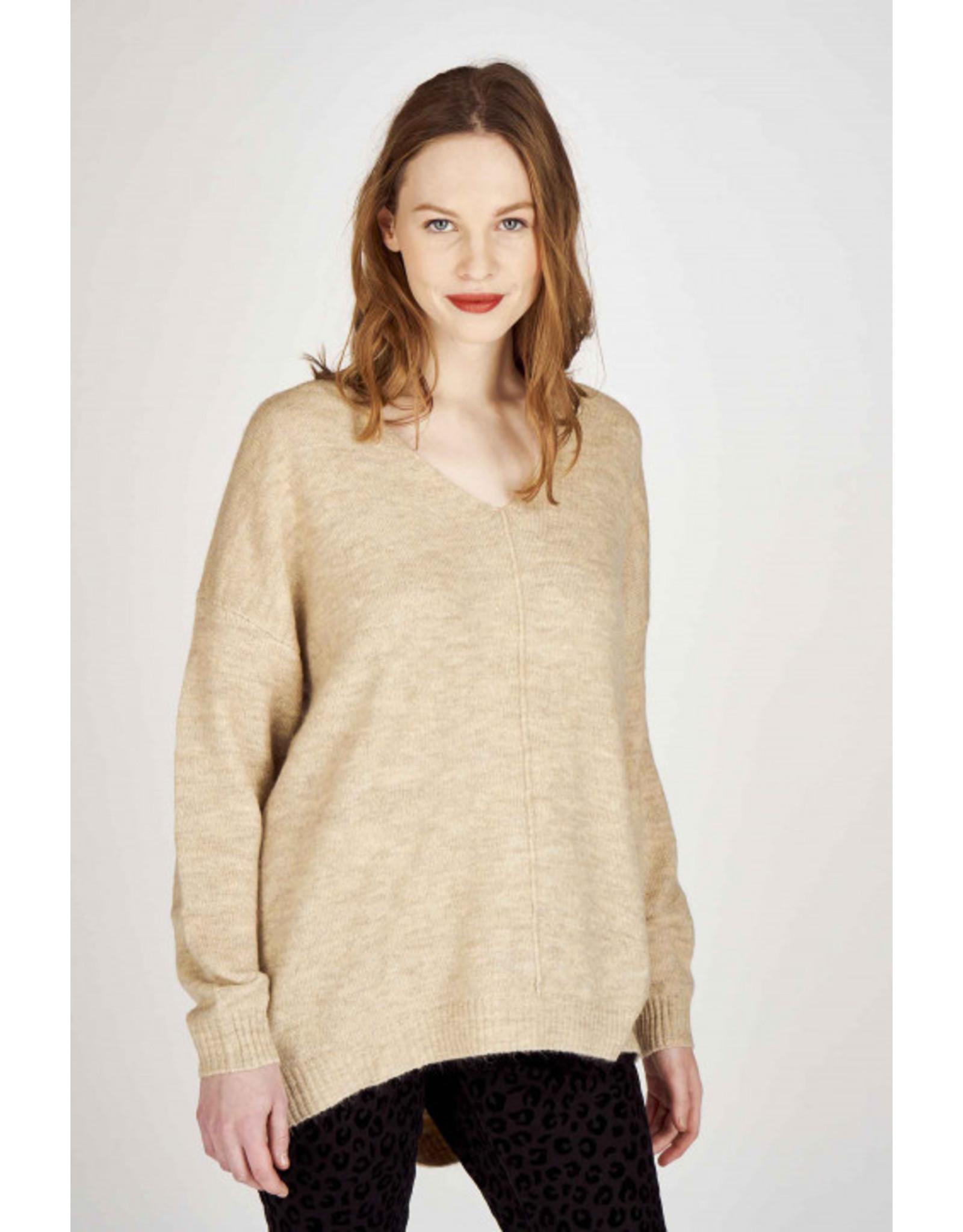 - Jacqueline De Yong - Anne Pullover Knit