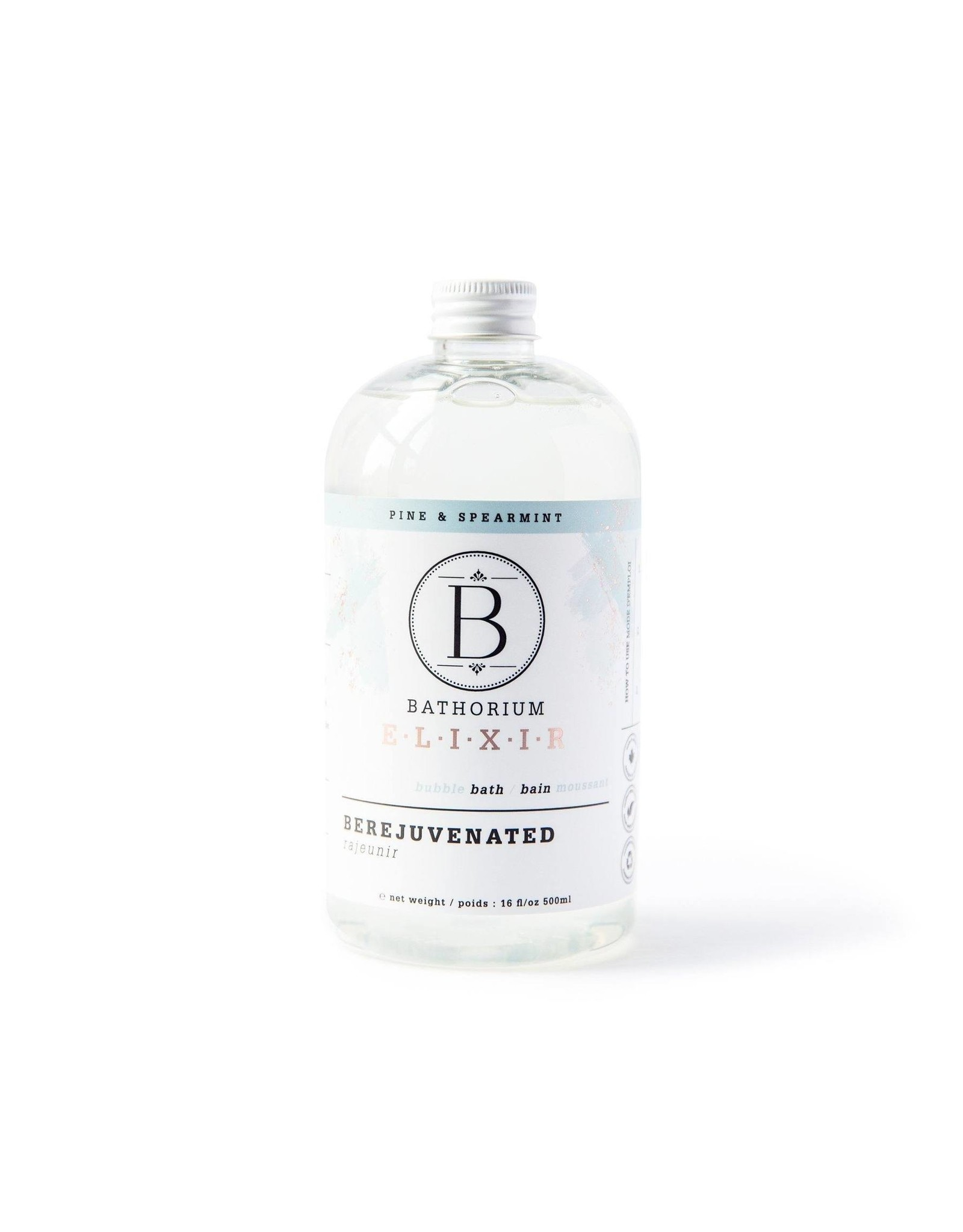 Bathorium - BeRejuvenated Bubble Elixir