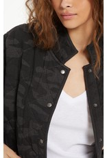 Z Supply - Maya Camo Quilted Jacket