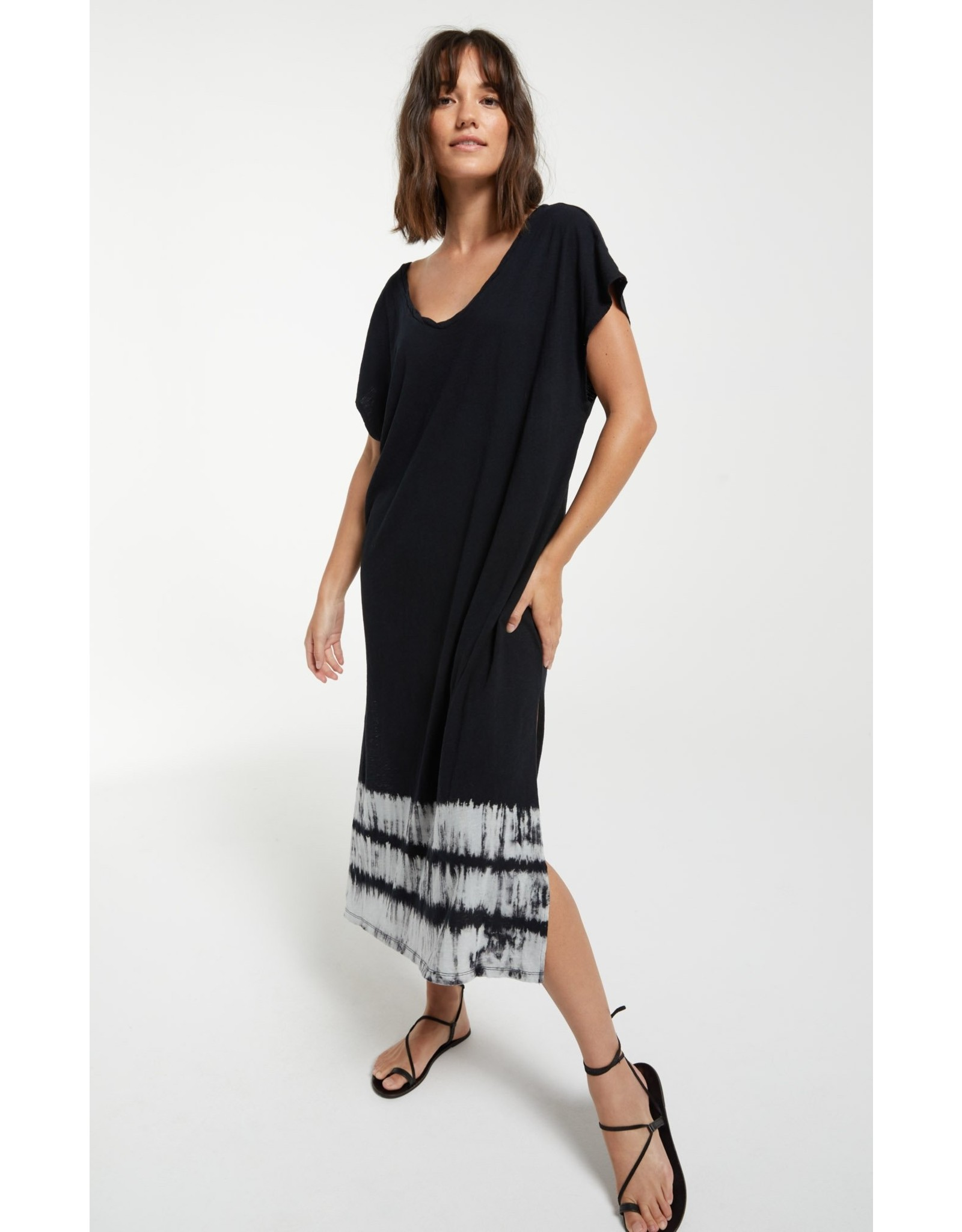 Z Supply - Eden Stripe Tie Dye Dress
