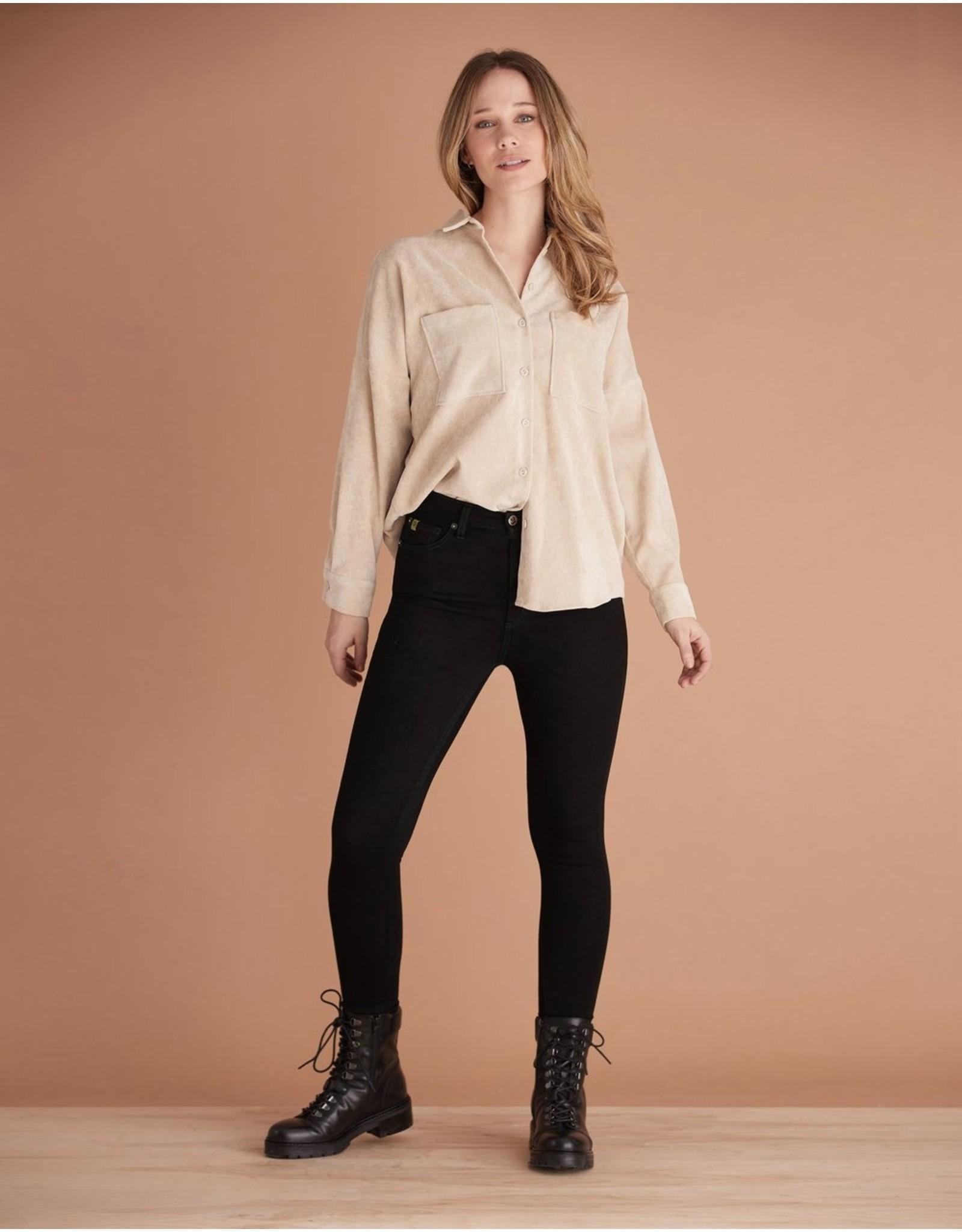 Yoga Jeans - Rachel Skinny - Blackout