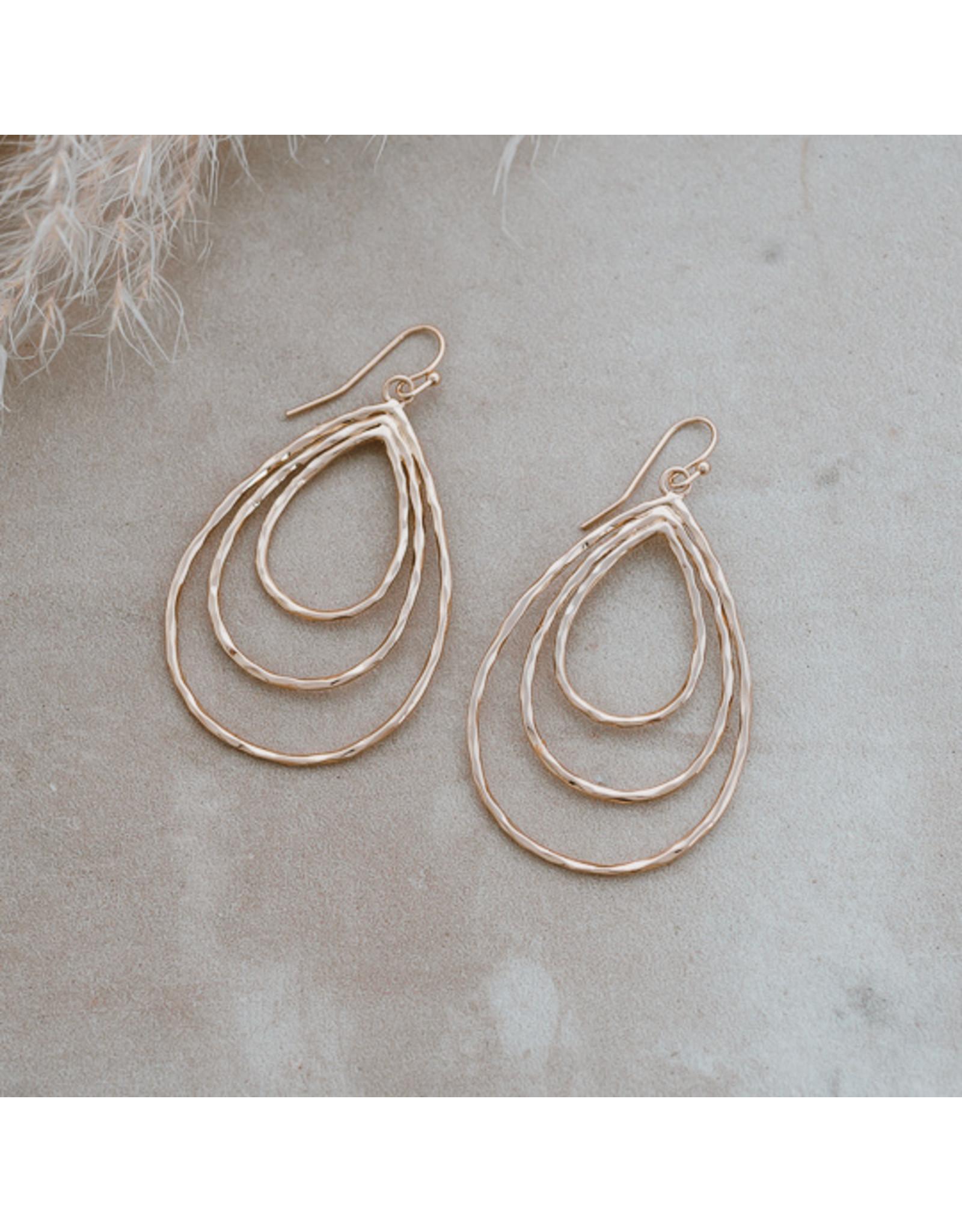 Glee - Divergence Earrings