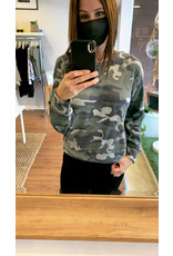 RD Style - Camo Waffle Top