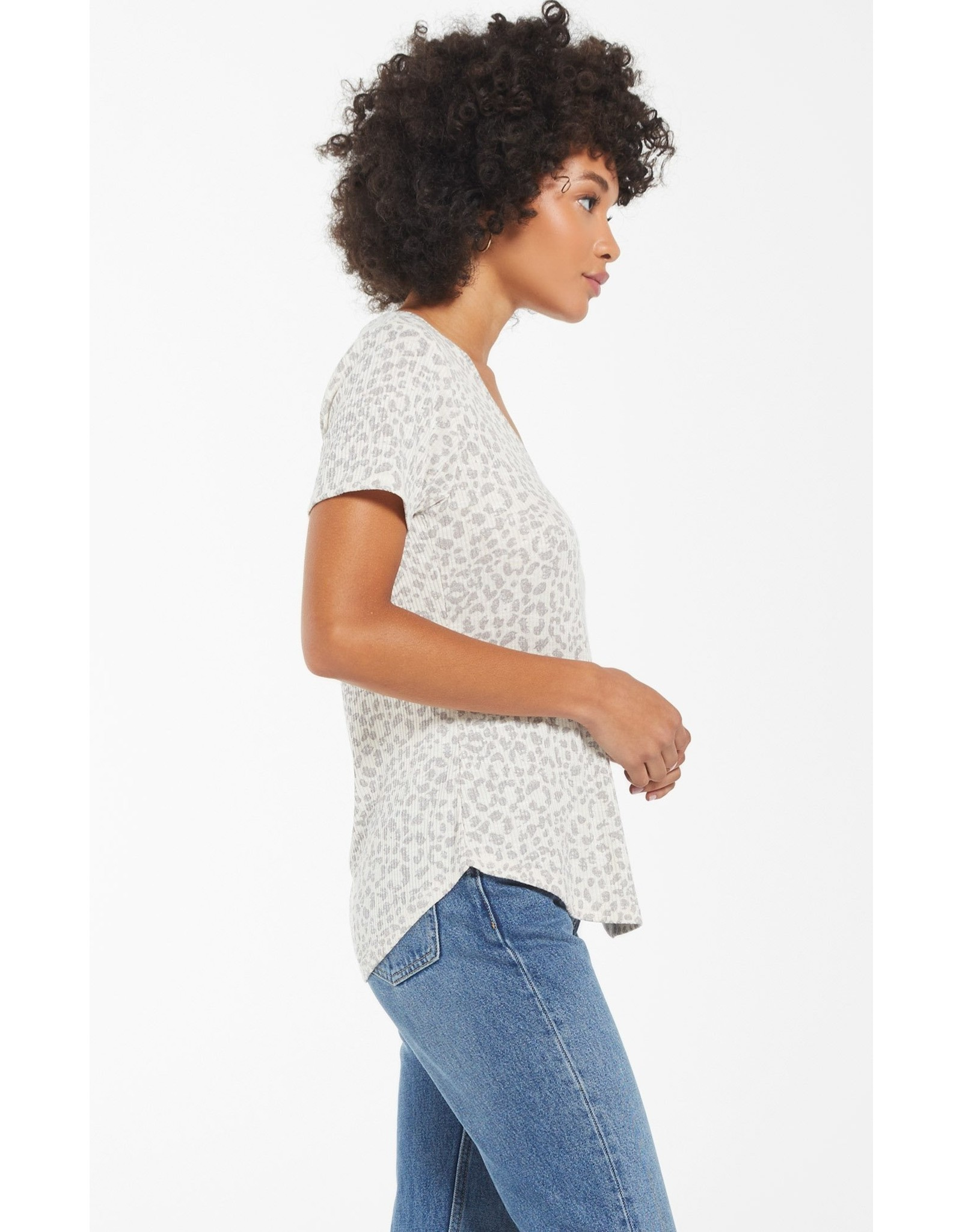 Z Supply - Lea Rib Hacci Tee