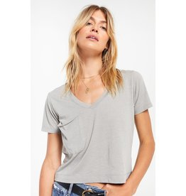 Z Supply - Classic Skimmer Crop Tee