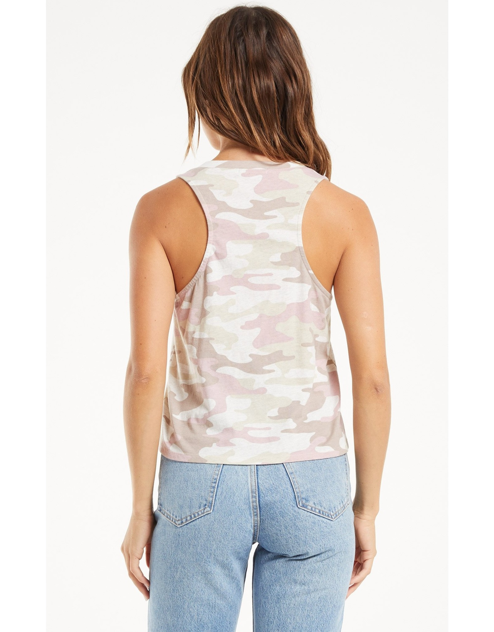 Z Supply - Skimmer Camo Pocket Tank