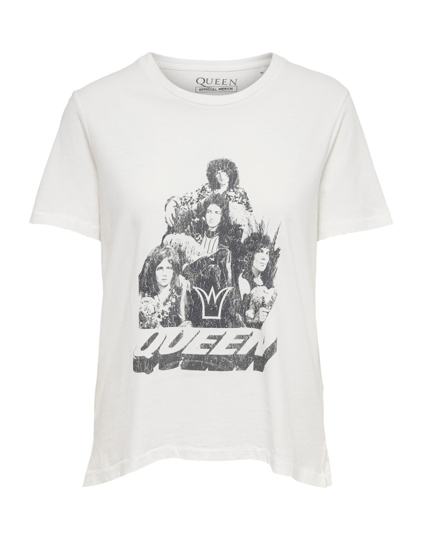 ONLY - Queen Band Tee